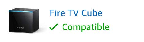 Fire TV Cube, compatible