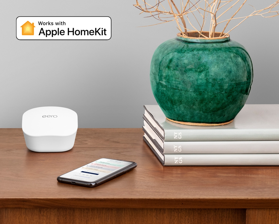 internet booster Introducing support for Apple HomeKit-enabled routers
