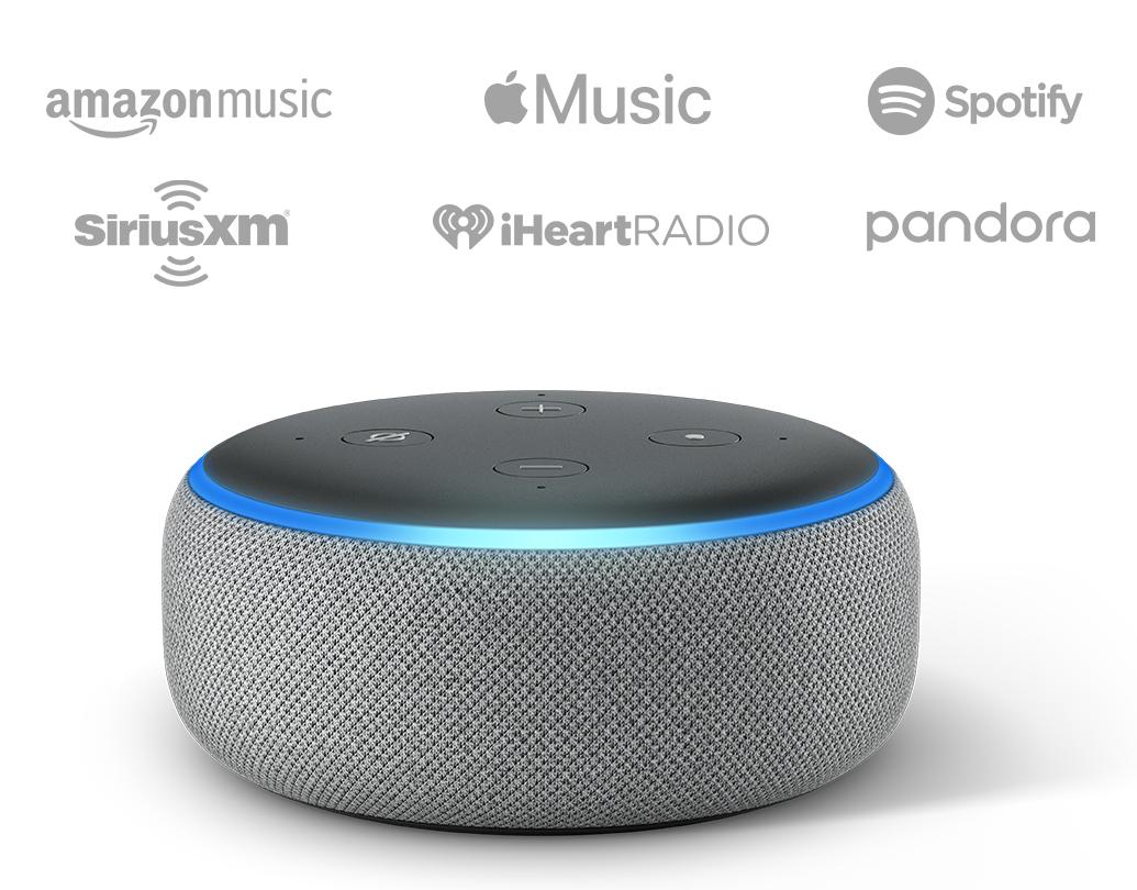 Alexa, play top hits