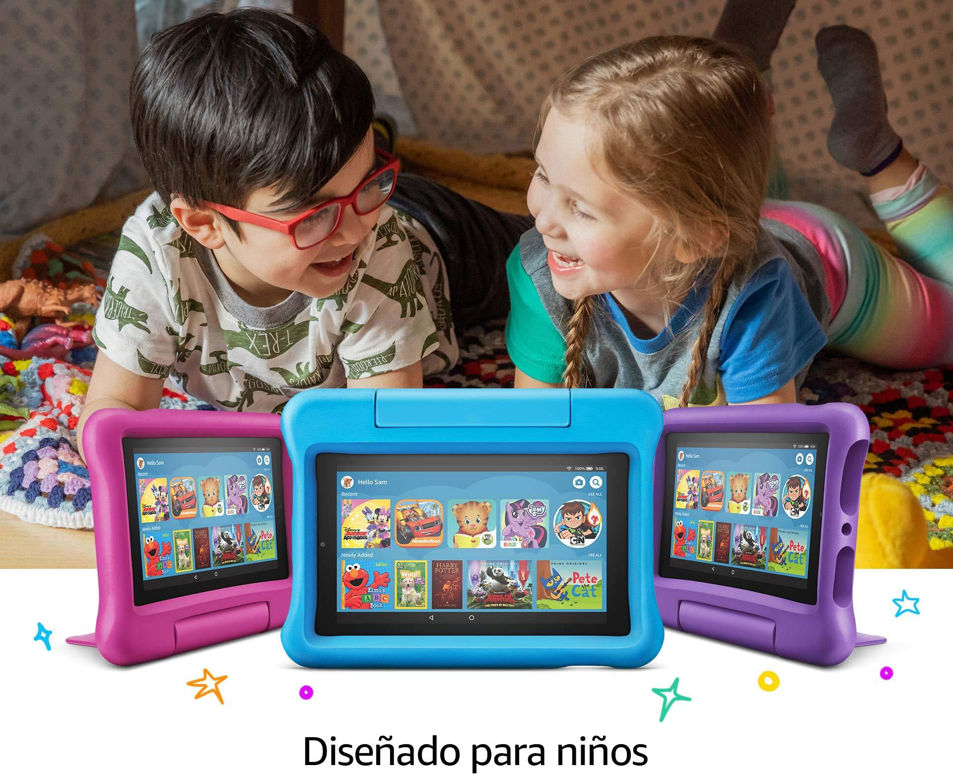 Diseñado para niños
