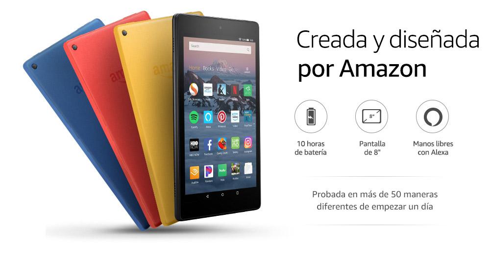 Diseñado por Amazon
