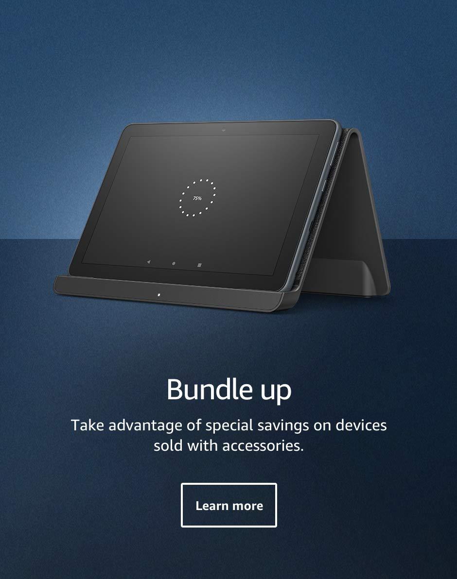 Fire tablet bundles