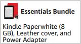 Essentials Bundle 8 GB, Black