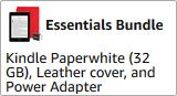 Essentials Bundle 32 GB, Blue