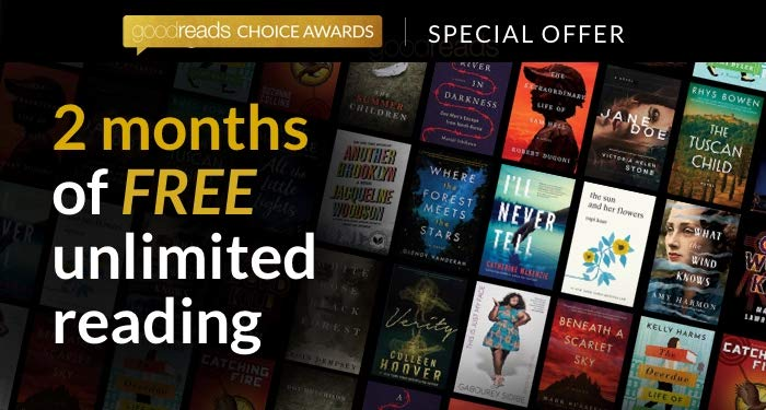 2 Months Of Kindle Unlimited for Free
