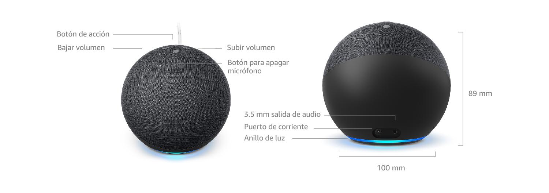 Echo Dot (4ra Generación)
