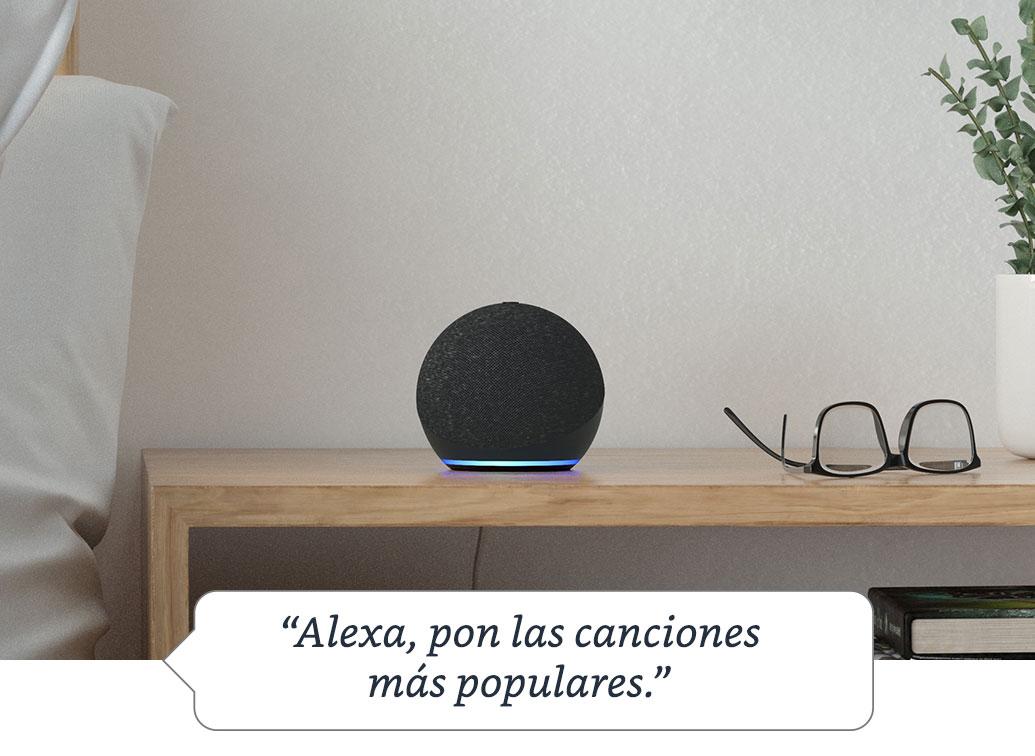 Conoce el nuevo Echo Dot