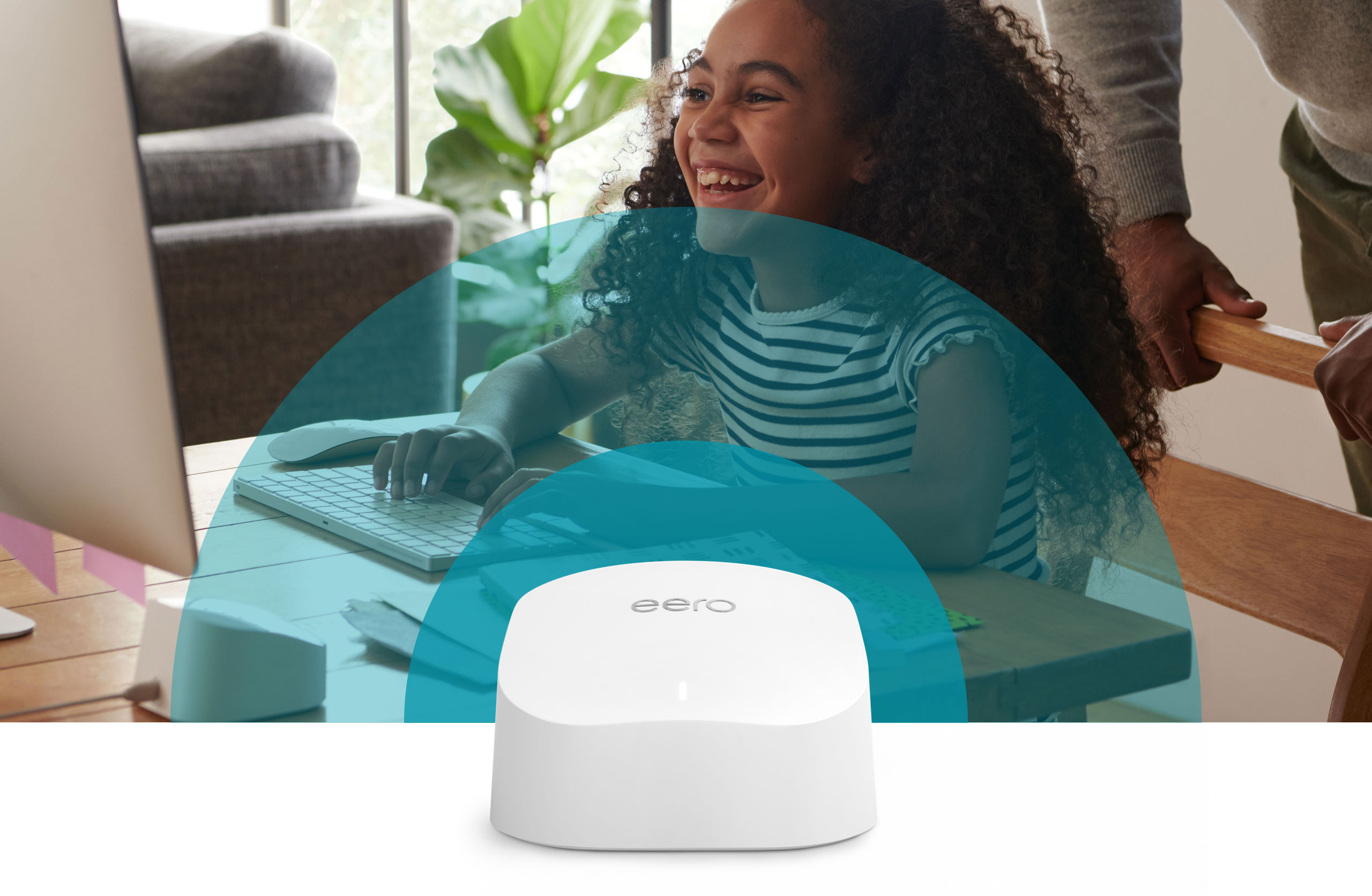 Eero at home