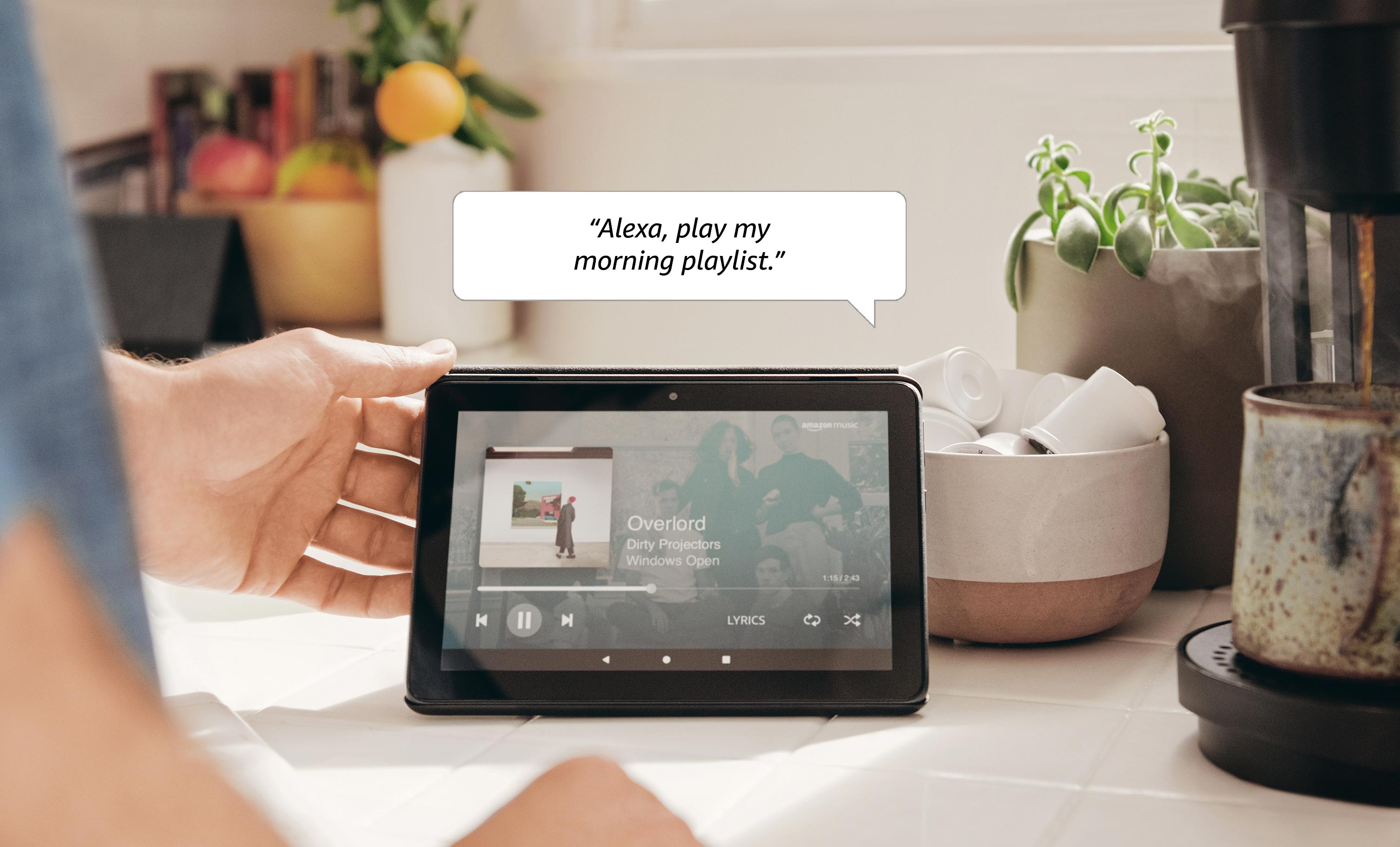 See and do more with Alexa