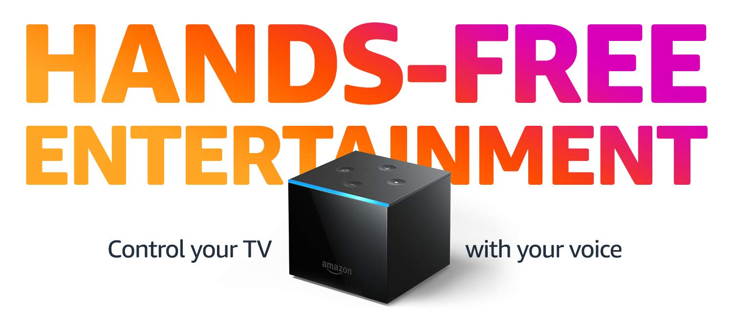 Hands-free entertainment | Control your TV with your voice