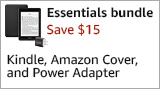 Kindle Essentials Bundle