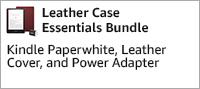Kindle Paperwhite Essentials Bundle