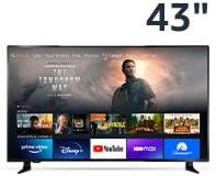 "$100 off Insignia 43"" 4K UHD Smart Fire TV"
