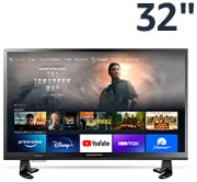 "$80 off Insignia 32"" HD Smart Fire TV"