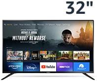 "$70 off Toshiba 32"" 720p HD Smart Fire TV"