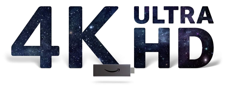 4K Ultra HD with Fire TV Stick 4K