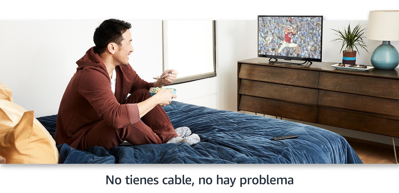 No tienes cable, no hay problema