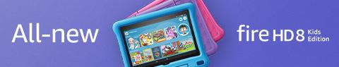 All-new Fire HD 8 Kids edition