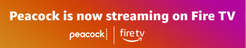 Peacock is now streaming on Fire TV