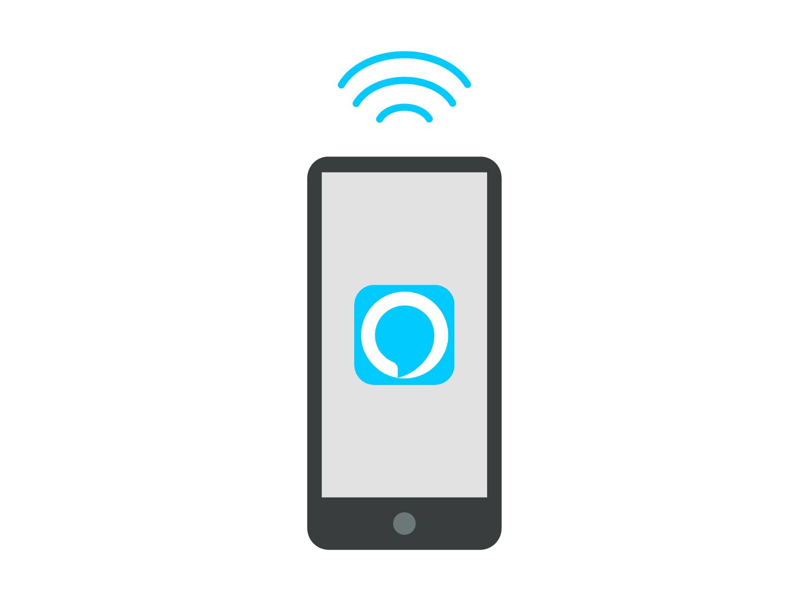 1. Open the Alexa app on your phone