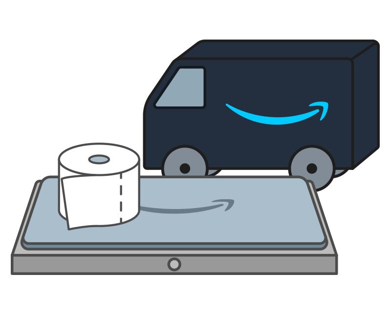 3. Let Dash Smart Shelf take care of the rest.