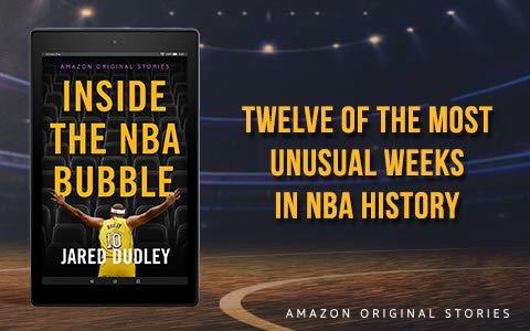 New Amazon Original Stories: Inside The NBA Bubble