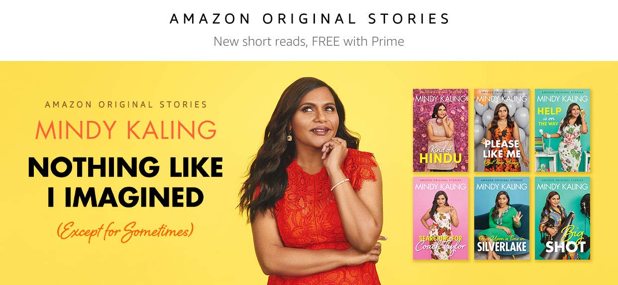 Nothing Like I Imagined | Amazon Original Stories | Learn more