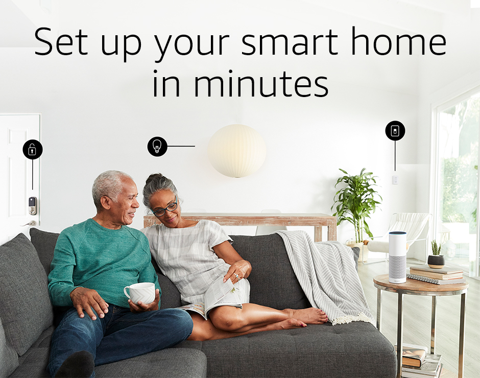 Set up your smart home in minutes