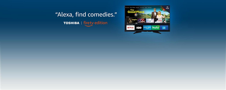Fire TV Edition | Smart TVs