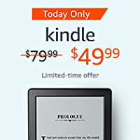 Today Only: $30 off Kindle