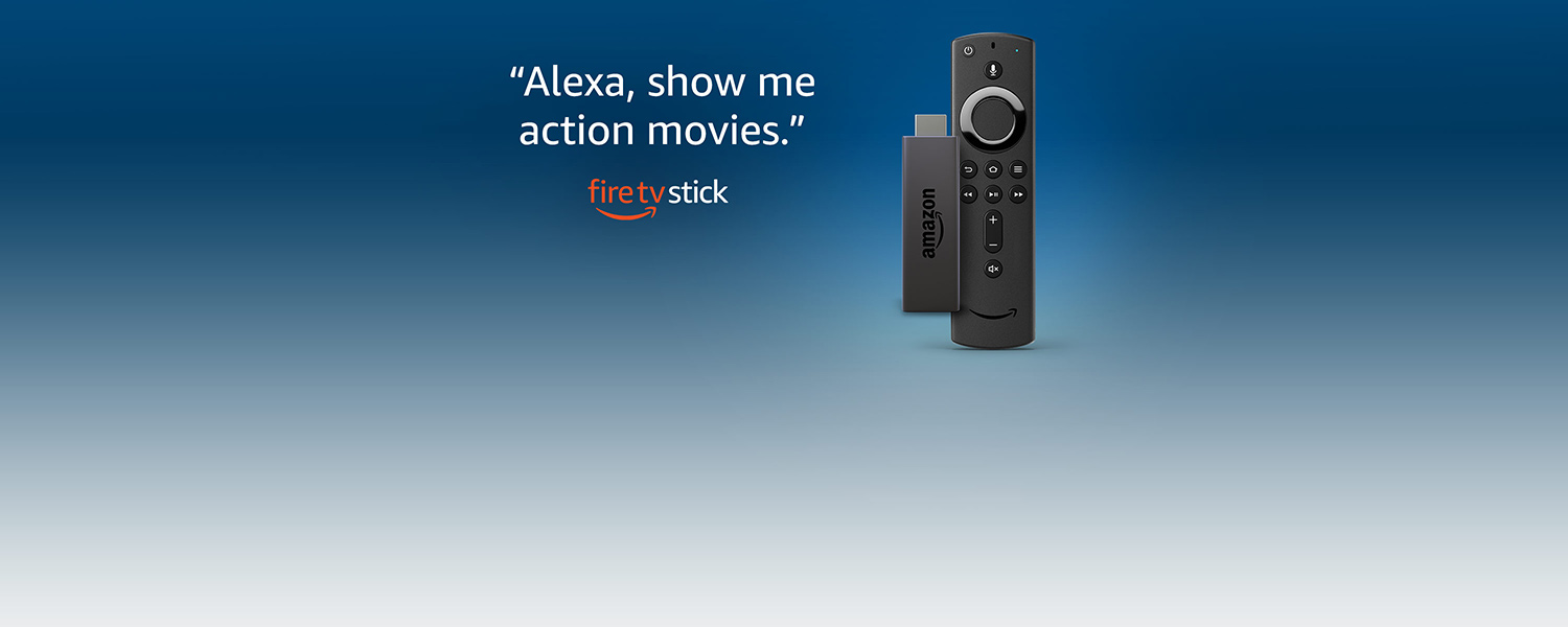 Alexa, show me action movies. |  Fire TV Stick