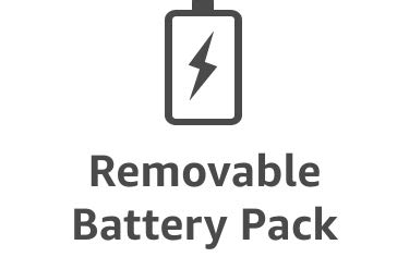 Removable Battery Pack