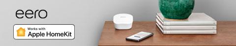 internet booster Introducing Apple HomeKit for eero
