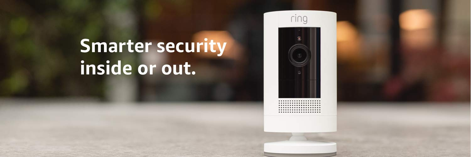 Smarter security inside or out.