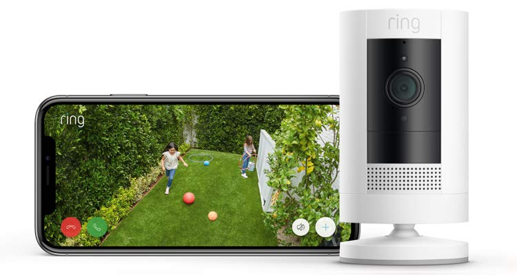 Smart security anywhere you need it.