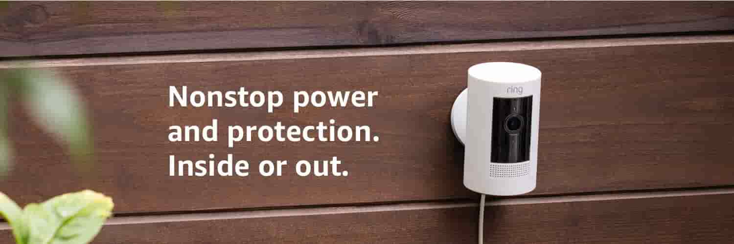 Nonstop power and protection. Inside or out.