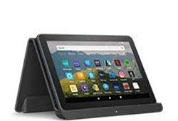 Fire HD 8 Plus + Wireless Charging Dock
