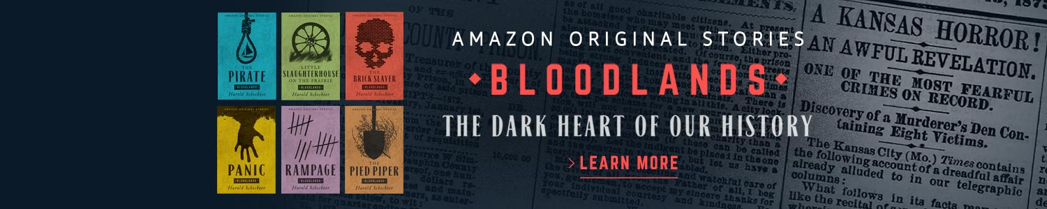 AMAZON ORIGINAL STORIES | BLOODLANDS | Learn More