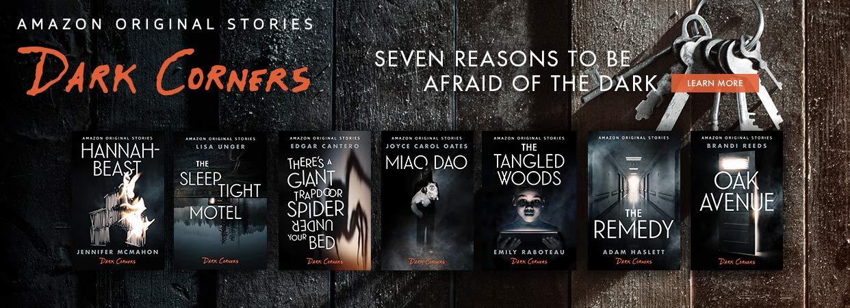 Dark Corners| Amazon Original Stories | Learn more