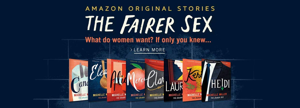 FAIRER SEX COLLECTION | Amazon Original Stories | Learn more