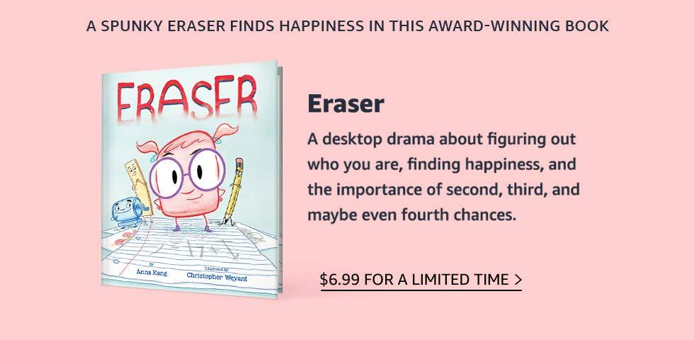 Eraser | Bonus Offer