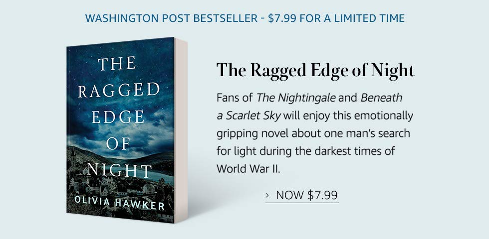 Ragged Edge of Night | Bonus Offer