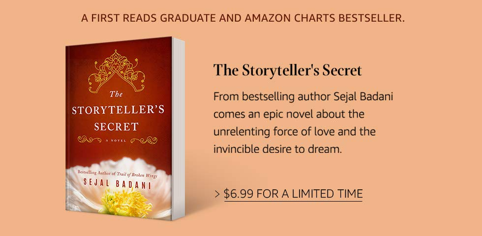 Storyteller's Secret | Bonus Offer