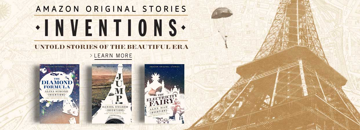 INVENTIONS COLLECTION | Amazon Original Stories | Learn more