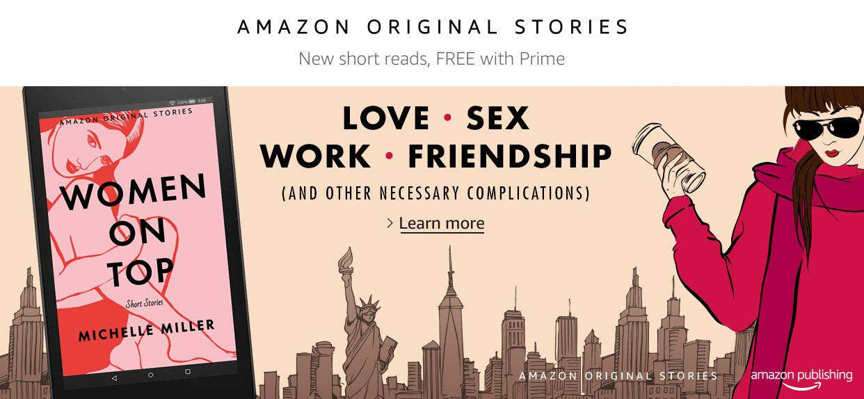 Women on Top | Amazon Original Stories | Learn more