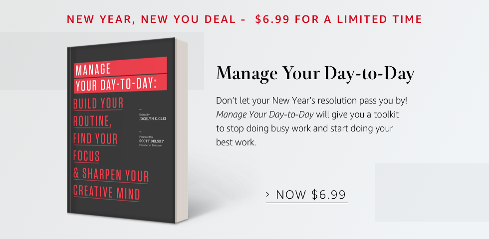 Manage Your Day-to-Day bonus offer