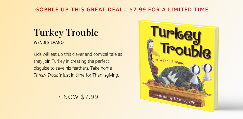 "Read ""Turkey Trouble"""