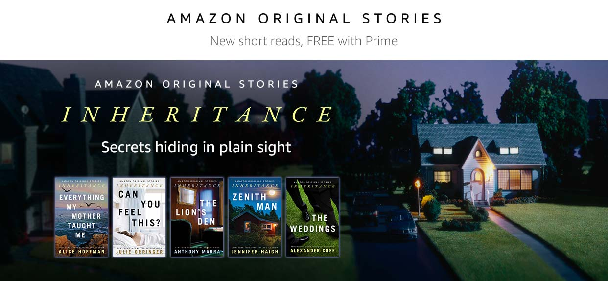 Inheritance Collection | Amazon Original Stories | Learn more