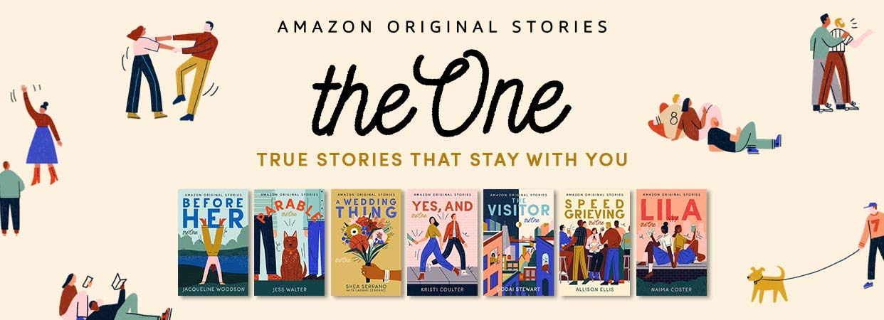 The One   Amazon Original Stories   Learn more