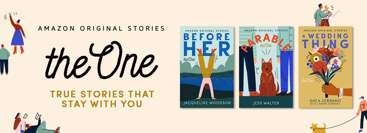 The One | Amazon Original Stories | Learn more